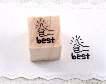 Best Small Rubber Stamp