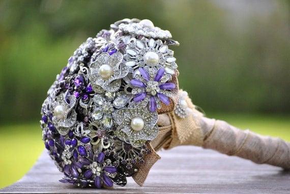 Custom Order Brooch Bouquets