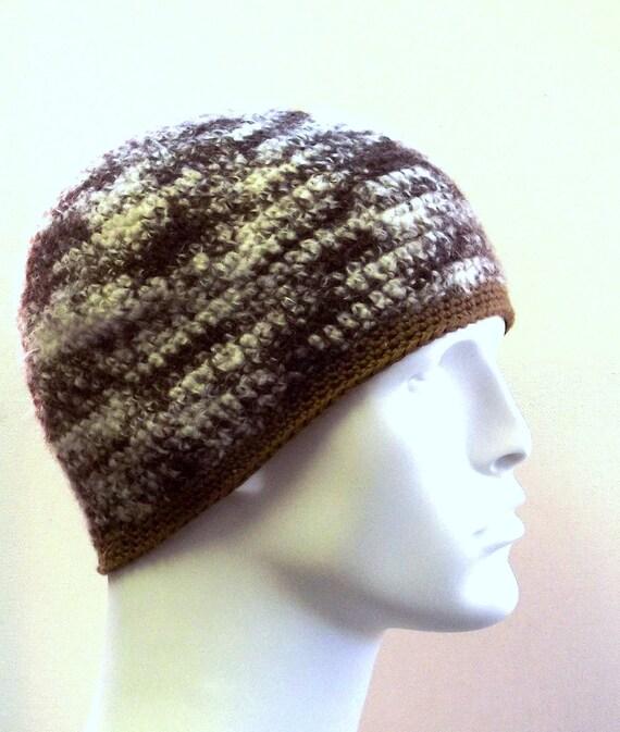 BEANIE, Crochet Hat, Wool Mohair, Winter Apparel, Matching Womans Cloche