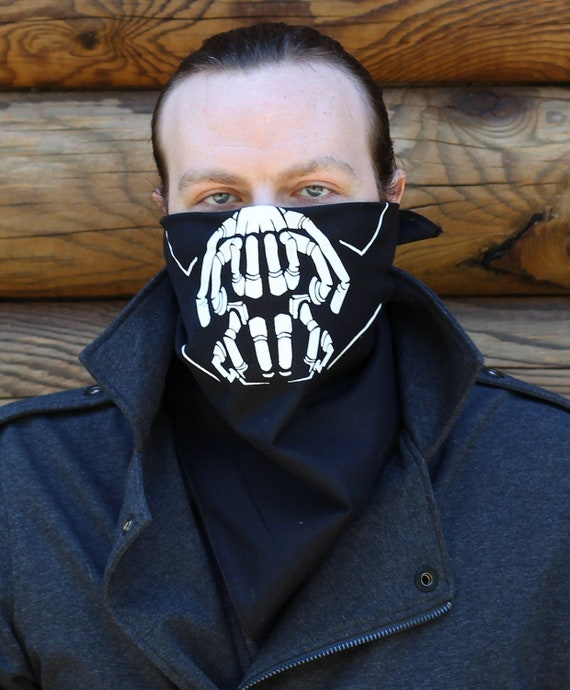 Bane Bandana. Batman The Dark Knight