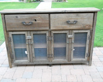 Custom made Thin buffet
