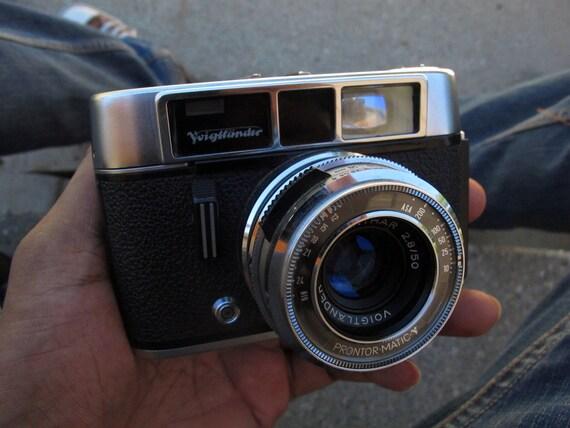 Voigtlander Vito Automatic II Camera