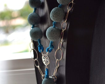 Decennary Rosary Necklace
