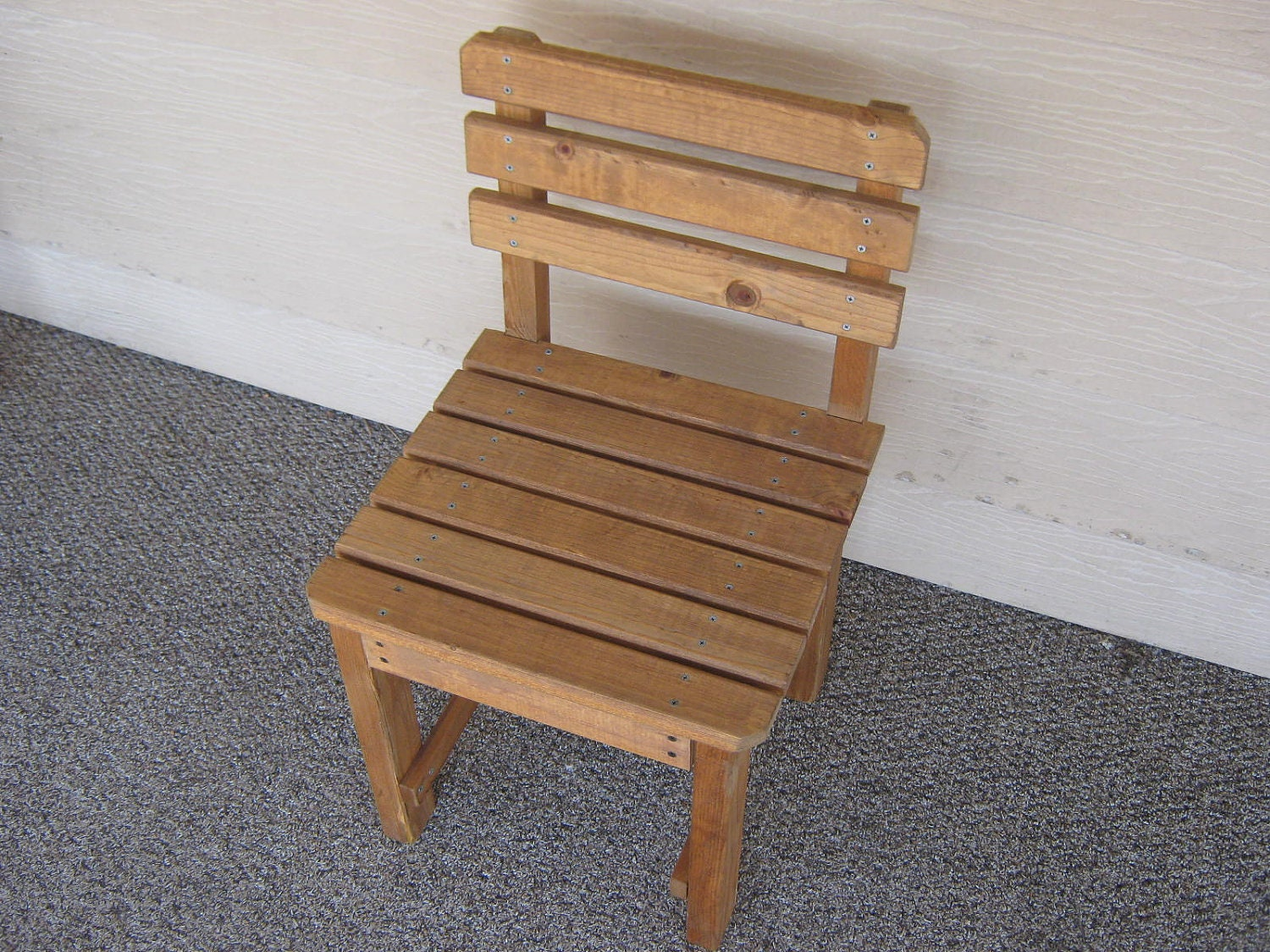 diy outdoor wood chairs | Online Woodworking Plans