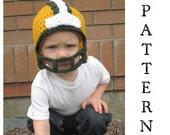 SALE!! PATTERN - Toddler & Kids Helmet