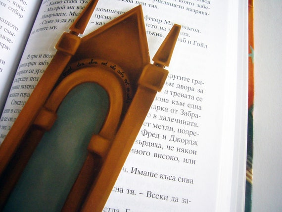 10% discount: Six bookmarks from favorite books and movies - fan art, dikka