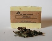 Lemongrass handmade- all natural soap