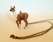 Baby Alpaca Necklace