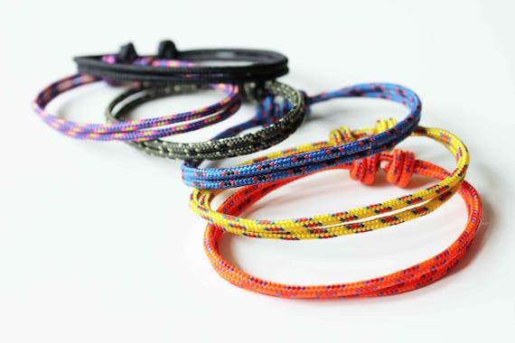 Set of 3 - Simple Rope Bracelet