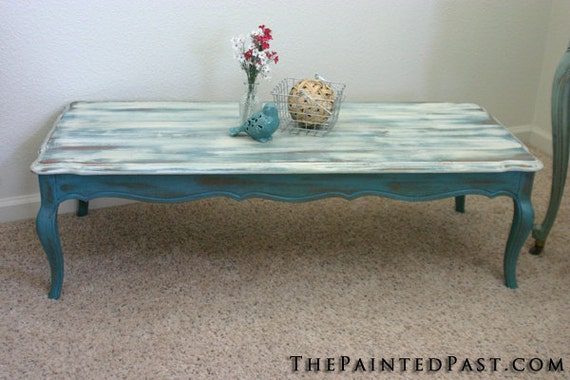 Beach Style Coffee Table