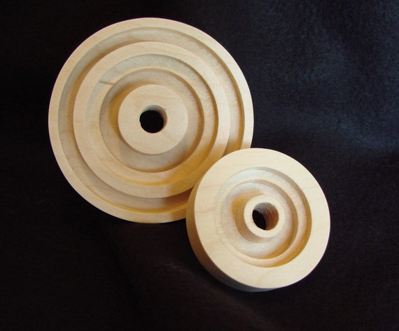 Cone Winder Adapter for the Bobbin Winder by MagicalMoons - Maple