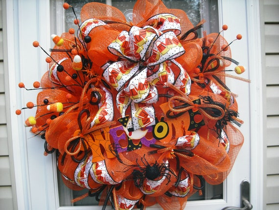 Orange & Black Halloween