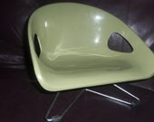 Rare Cosco Vintage Eames Era Mid Century Child's Booster Seat Chair