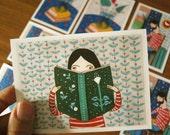 I Love Reading - 8 pack