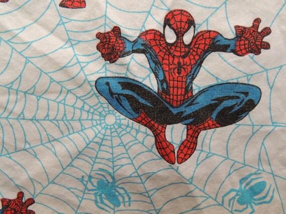 Spiderman Fat Quarter