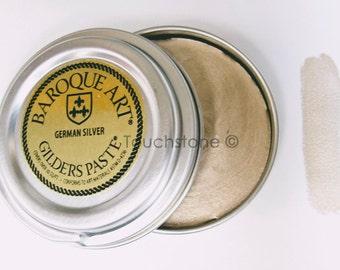 Baroque Art Gilders Paste German Silver 30ml 1.5oz # 45-127