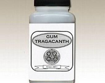 Fiebings Gum Tragacanth Finish 4oz # 34-01