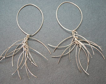 Spike Hoop Earrings Venus 2