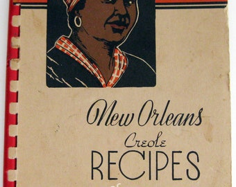 Vintage New Orleans Creole Recipes by  Mary Moore Bremer  1932 Nineteenth Ed 1961 Classic NOLA