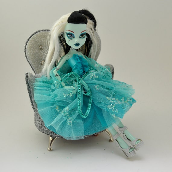 Ethereal Frankie - Monster High Imperfect Dress