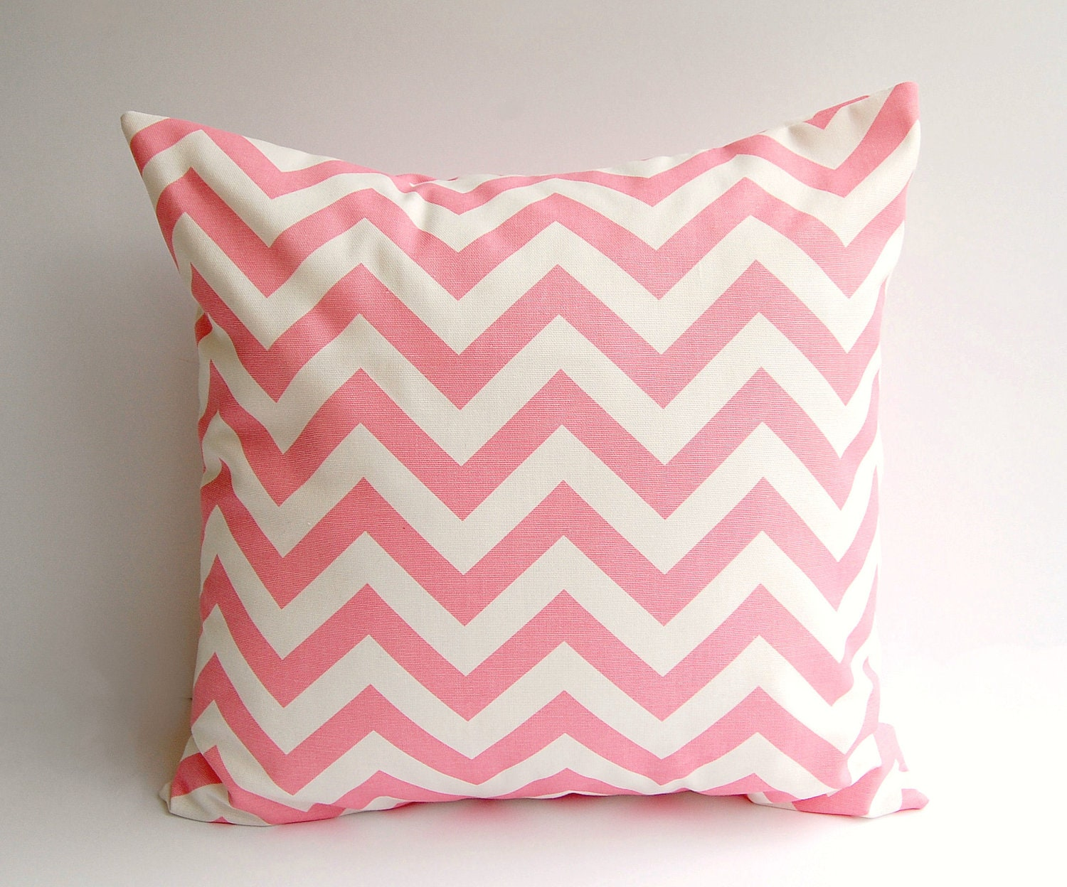Baby Pink Decorative Pillows : Throw pillow cover One 16 x 16 baby pink by ThePillowPeople