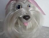 Sweetie Pups Schnauzer  Hasbro 1989