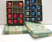 Vintage Shiny Brite Ornaments
