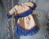 Reborn Doll Outfit.  Native American Indian inspired.