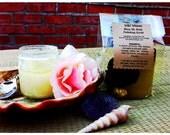 Wild Woman Bless My Body Polishing Scrub (in 4oz glass jar)