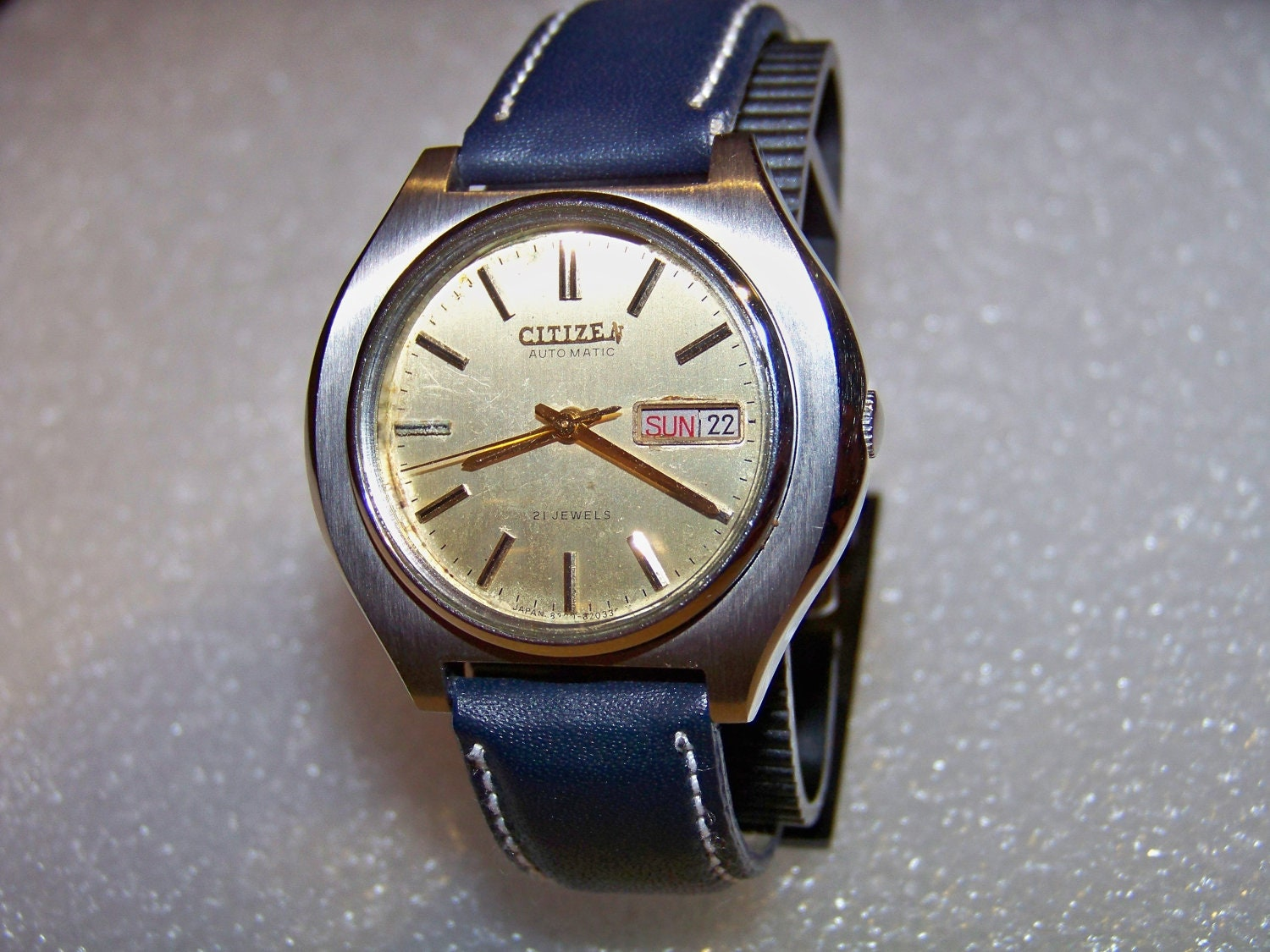 Vintage seiko 17 jewel automatic watch Etsy