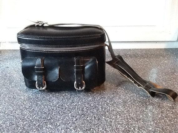 Coast Leather Camera Bag