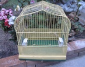 SALE  20 % OFF Coupon Code / SPRINGSALE /  Pretty  Bird Cage By Wire Products Inc