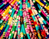 Threads of Hope Bracelets or Anklets - Handmade & Colorful!