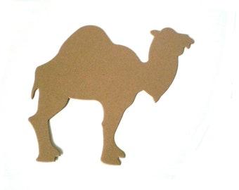 Large Camel Die Cuts