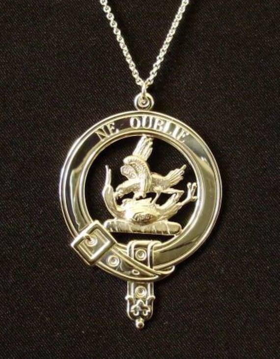 Graham Scottish Clan Crest Badge