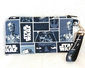Star Wars Wristlet or Pouch