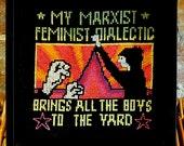 Marxist Milkshakes