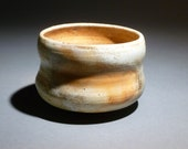"Wood Fired (Anagama Kiln) ""Japanese Style"" Tea Bowl"