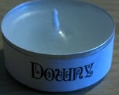 Downy Scented Tea Light Candle