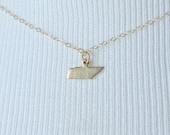 Dainty Tennessee Charm Necklace