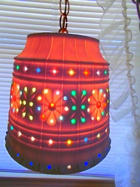 Summer Sale Price - Garden Party Hanging Lamp