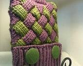 Hot Water Bottle Sweater for little girl's room  (100% acrylic)