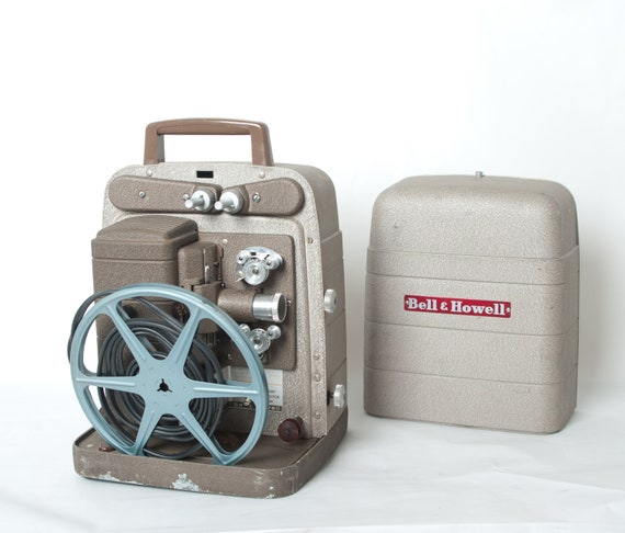Vintage Bell and Howell 8MM Projector