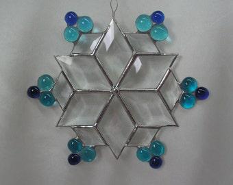 Snowflake in Bevels