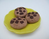 Chocolate chip cookies for 18-inch dolls