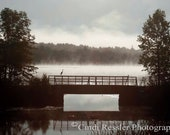 Heron's Morning, Fine Art Photography, Landscape Photography, Maine Photography