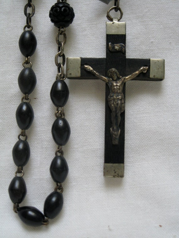 Rosary from France 1920-30's
