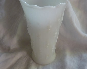 Lovely Milk Glass Vase