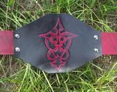 Kingdom Hearts Leather Waist Cincher