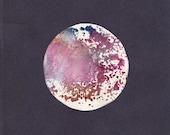Universe No. 2. - Original Abstract Painting, Art, Home Decor